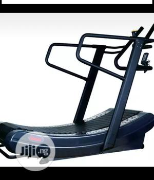 Brand New Motorized Curve Treadmill   Sports Equipment for sale in Lagos State, Lekki