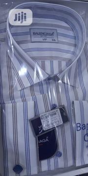Balenciaga Vip Men Office Shirts | Clothing for sale in Lagos State, Ojodu