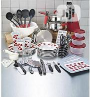 90 Pieces Cookware/Kitchen Starter Set | Kitchen & Dining for sale in Rivers State, Port-Harcourt