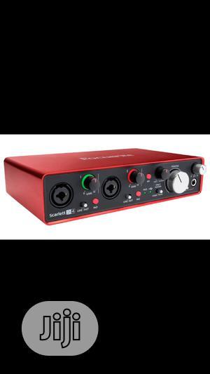 Scarlett 2i4   Audio & Music Equipment for sale in Lagos State, Ojo