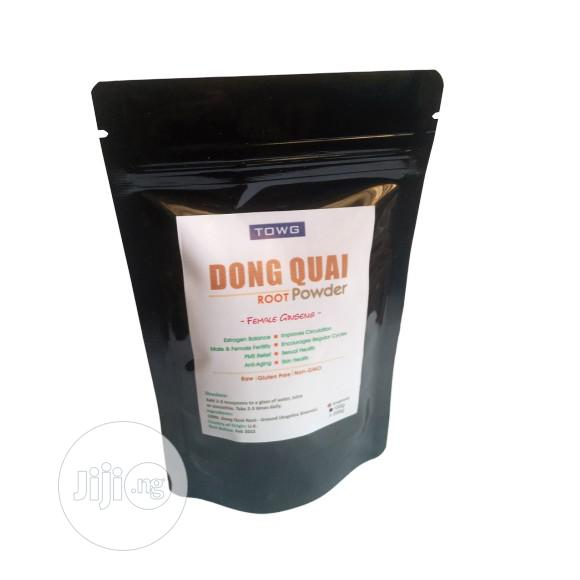 Dong Quai Root Powder 100g