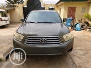 Toyota Highlander 2008 4x4 Green | Cars for sale in Lagos State, Agege