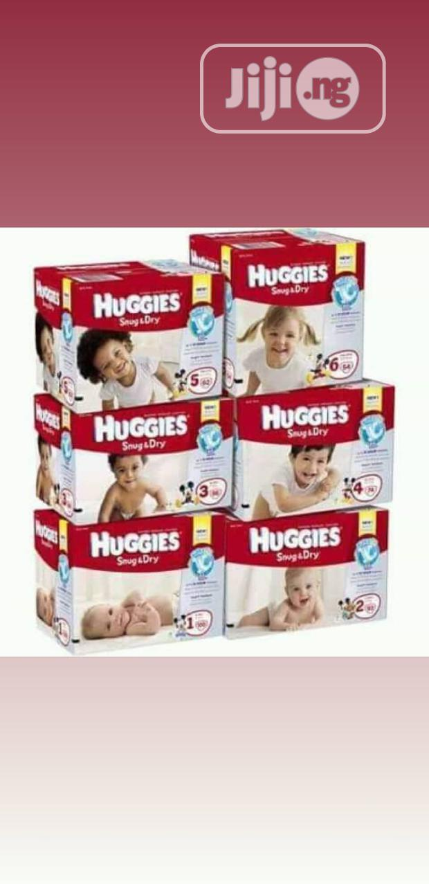 Archive: Huggies Diaper