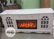Fire Place Tv Stand | Furniture for sale in Lagos State, Surulere