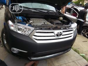 Toyota Highlander 2008 Upgrade To 2012 | Automotive Services for sale in Lagos State, Mushin