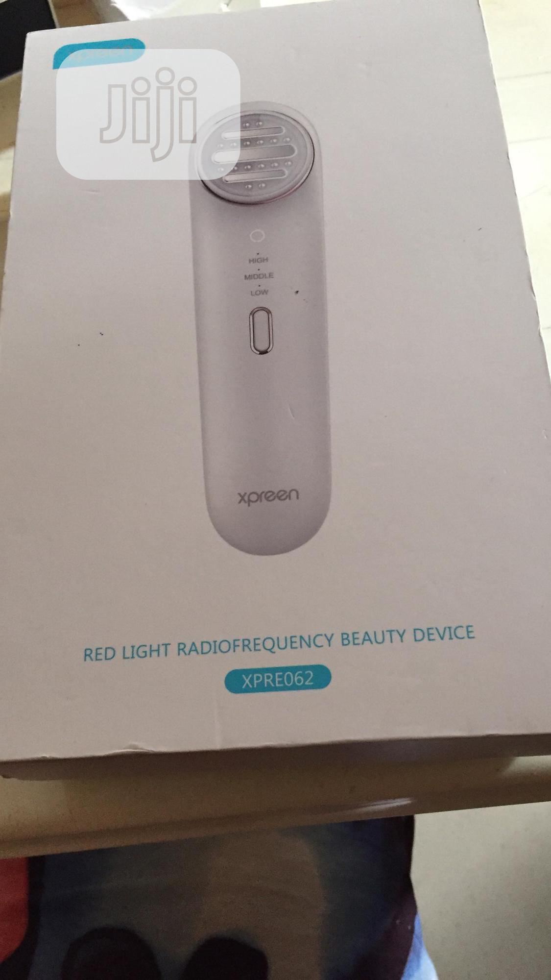Red Light Rediofrequency Beauty Device