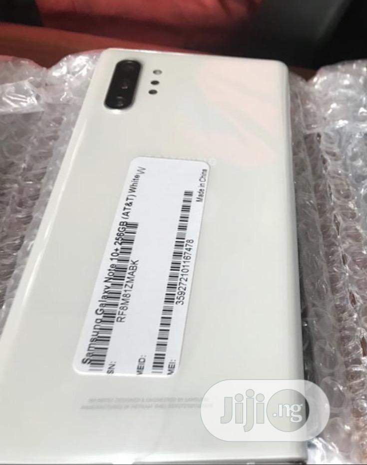 Samsung Galaxy Note 10 Plus 256 GB | Mobile Phones for sale in Ikeja, Lagos State, Nigeria