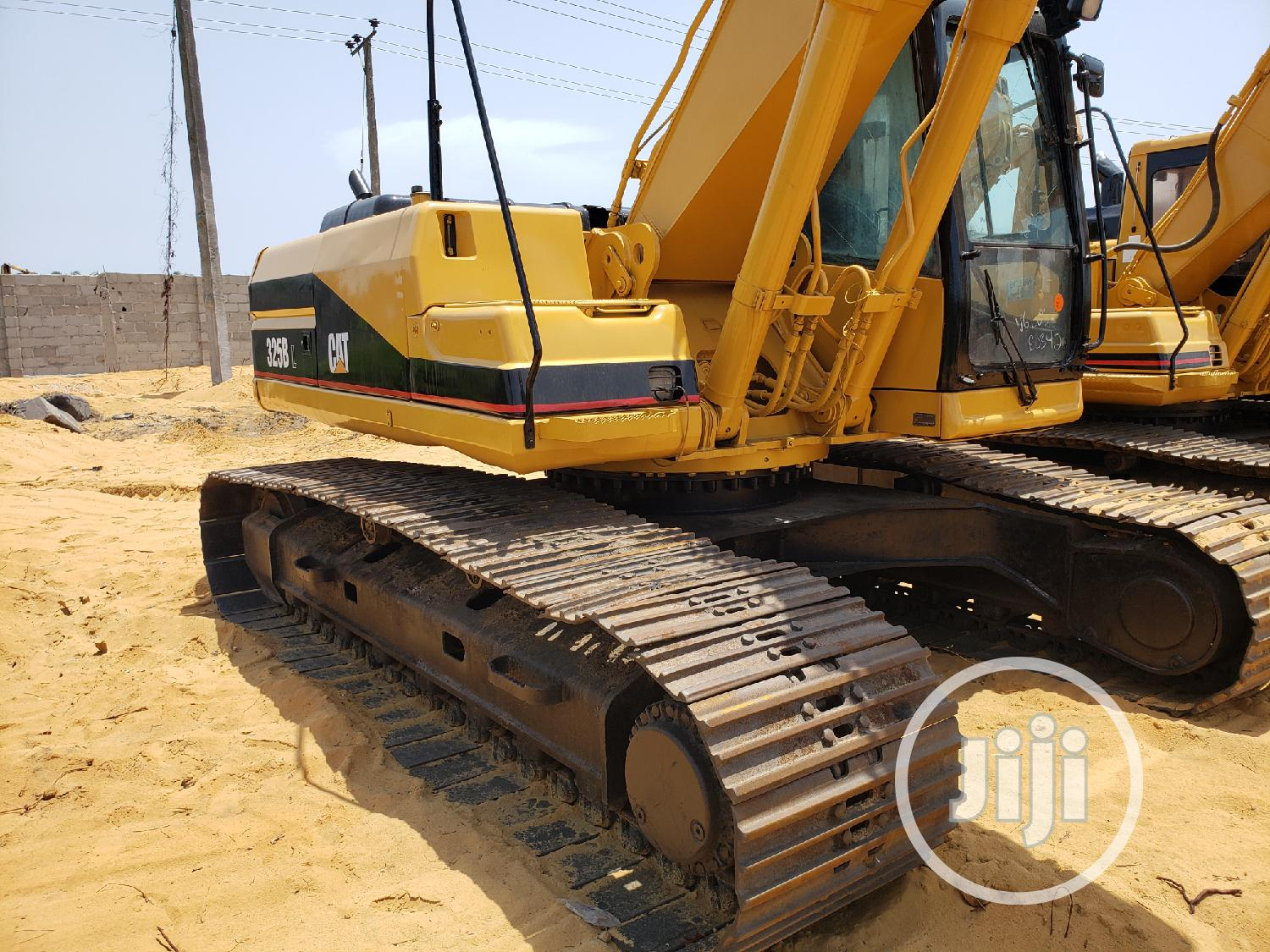 Archive: Company Used Caterpillar Excavator 325BL