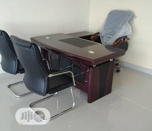 Office Table With Chairs | Furniture for sale in Lagos State, Ajah