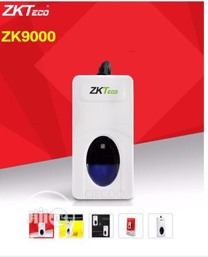 Zkteco ZK9000 USB Bio Fingerprint Reader Sensor for Co | Computer Hardware for sale in Lagos State, Ikeja