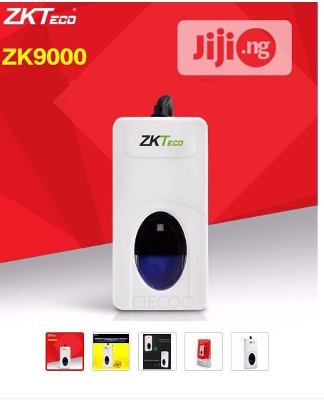 Archive: Zkteco ZK9000 USB Bio Fingerprint Reader Sensor for Co