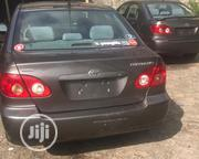 Toyota Corolla LE 2006 Brown | Cars for sale in Lagos State, Ikeja