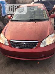 Toyota Corolla 2004 LE Red | Cars for sale in Lagos State, Alimosho