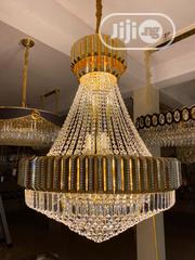 Gold Crystal Chandelier | Home Accessories for sale in Lagos State, Ojo