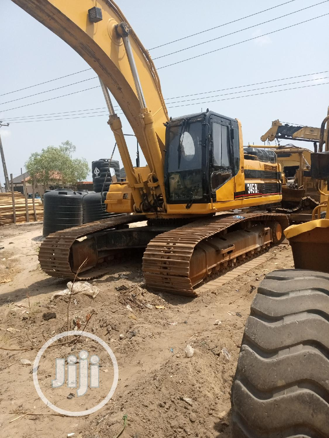 Large 345 Excavator For Sale | Heavy Equipment for sale in Kaduna / Kaduna State, Kaduna State, Nigeria