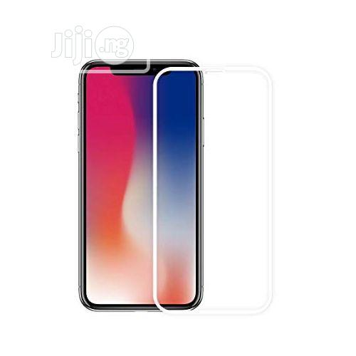 iPhone Xsmax Silicone Case + Free Screen Guard . | Accessories for Mobile Phones & Tablets for sale in Orile, Lagos State, Nigeria