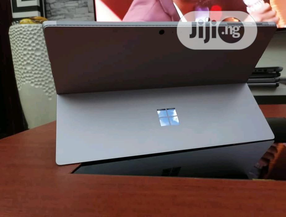 Laptop Microsoft Surface Pro 4 4GB Intel Core i5 SSD 128GB   Laptops & Computers for sale in Makurdi, Benue State, Nigeria