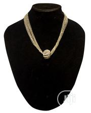 Ladies Crystal Necklace - Silver | Jewelry for sale in Lagos State, Amuwo-Odofin