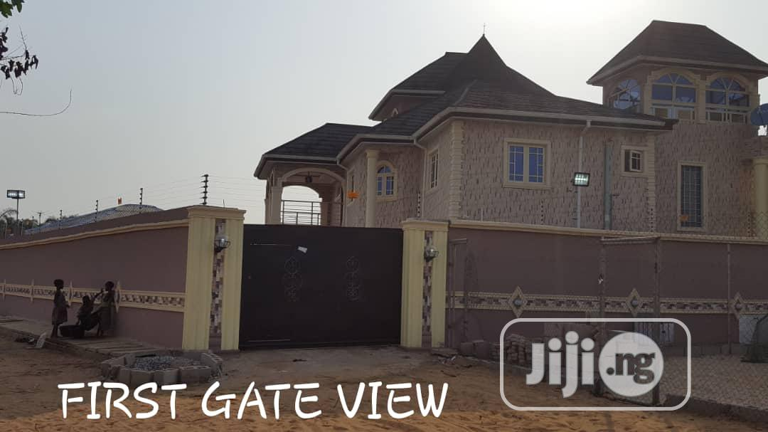 New & Spacious 7 Bedroom Duplex Mansion At Badagry For Sale.