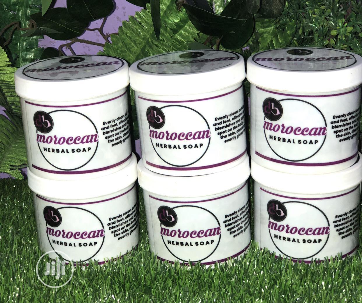 7days Moroccan Whitening Herbal Soap | Bath & Body for sale in Lagos Island (Eko), Lagos State, Nigeria