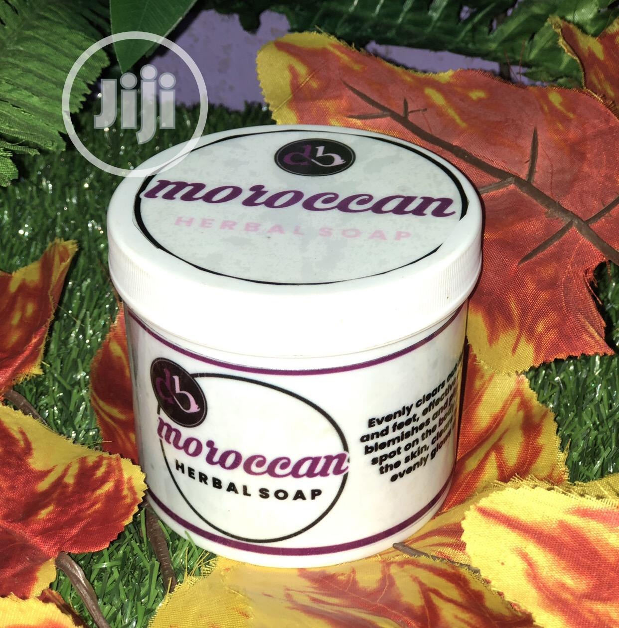 7days Moroccan Whitening Herbal Soap