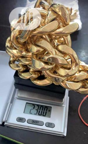 Cuban Gold   Jewelry for sale in Lagos State, Apapa