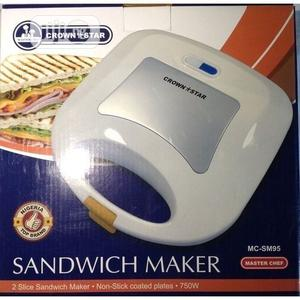 Sandwich Toast-Bread Maker- 2 Slices Bread Toaster | Kitchen Appliances for sale in Lagos State, Ikeja