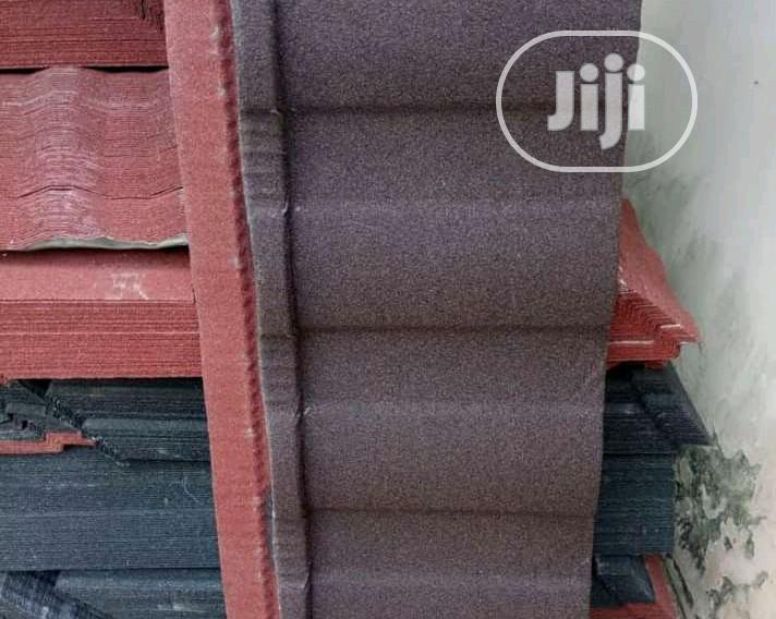 Archive: Evergreen Gerard Bond And Classic Stone Coated Roofing Sheet