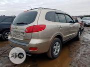 Hyundai Santa Fe 2007 2.7 V6 4WD Gold   Cars for sale in Lagos State, Surulere