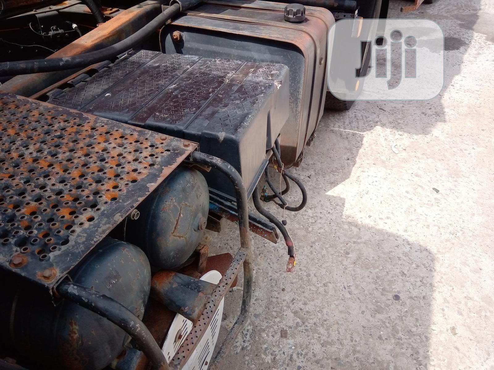 Man Diesel Tractor Manual | Heavy Equipment for sale in Amuwo-Odofin, Lagos State, Nigeria