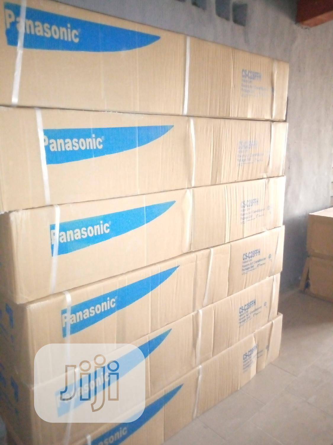Archive: Panasonic Standing Units 3tons Air Conditioner