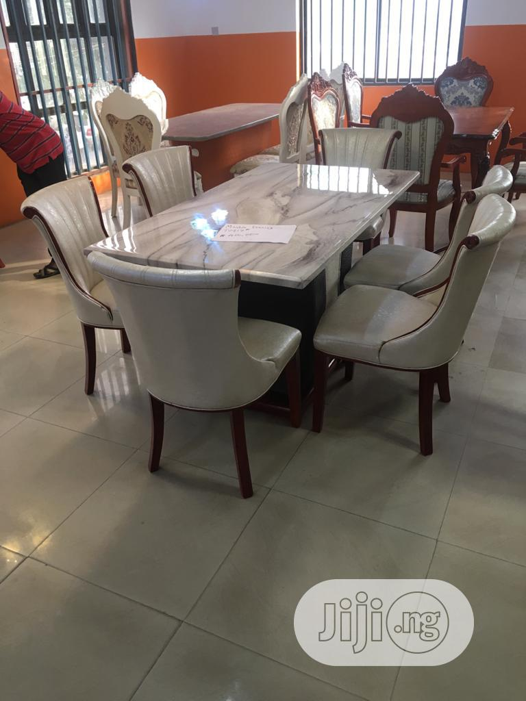 Imported Marble Dining. | Furniture for sale in Ikeja, Lagos State, Nigeria