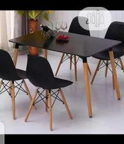 This Is Brand New Quality Four Seaters Dining Table It Is Very Strong | Furniture for sale in Lagos State, Lekki Phase 2