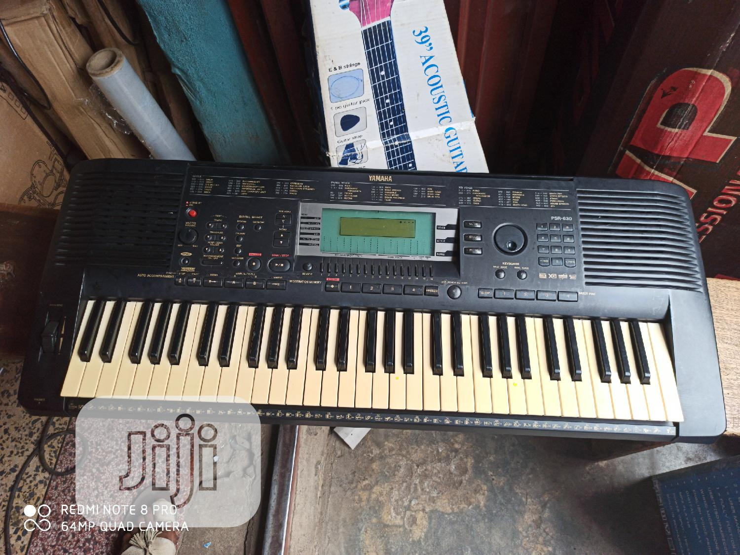 Yamaha Keyboard | Musical Instruments & Gear for sale in Ibadan, Oyo State, Nigeria