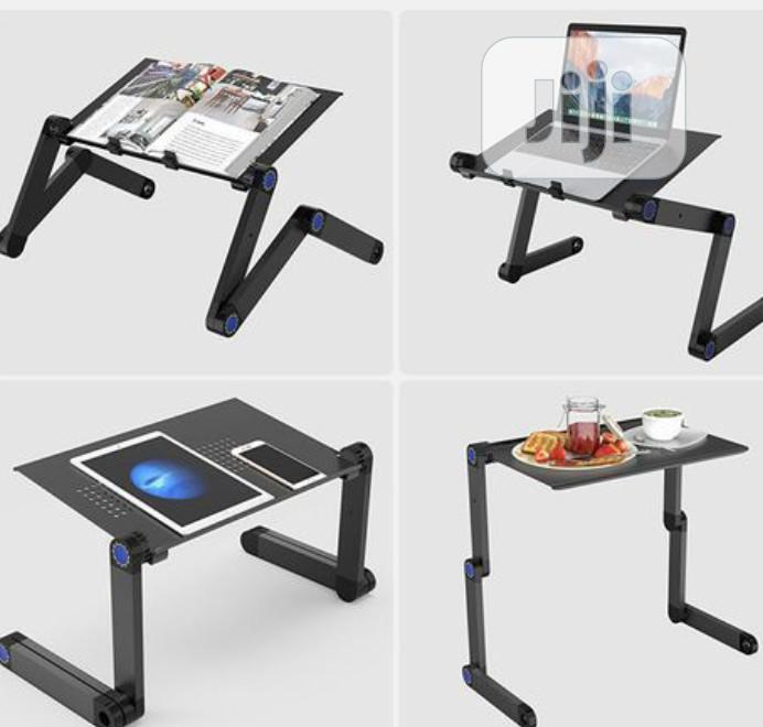 T9 Multi Functional Laptop Table With Cooling Fan