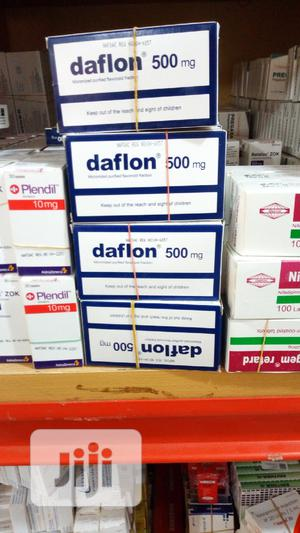 Varicose Veins Treatment With Daflon 500 Mg And For Pile Treatment | Skin Care for sale in Abuja (FCT) State, Wuse 2