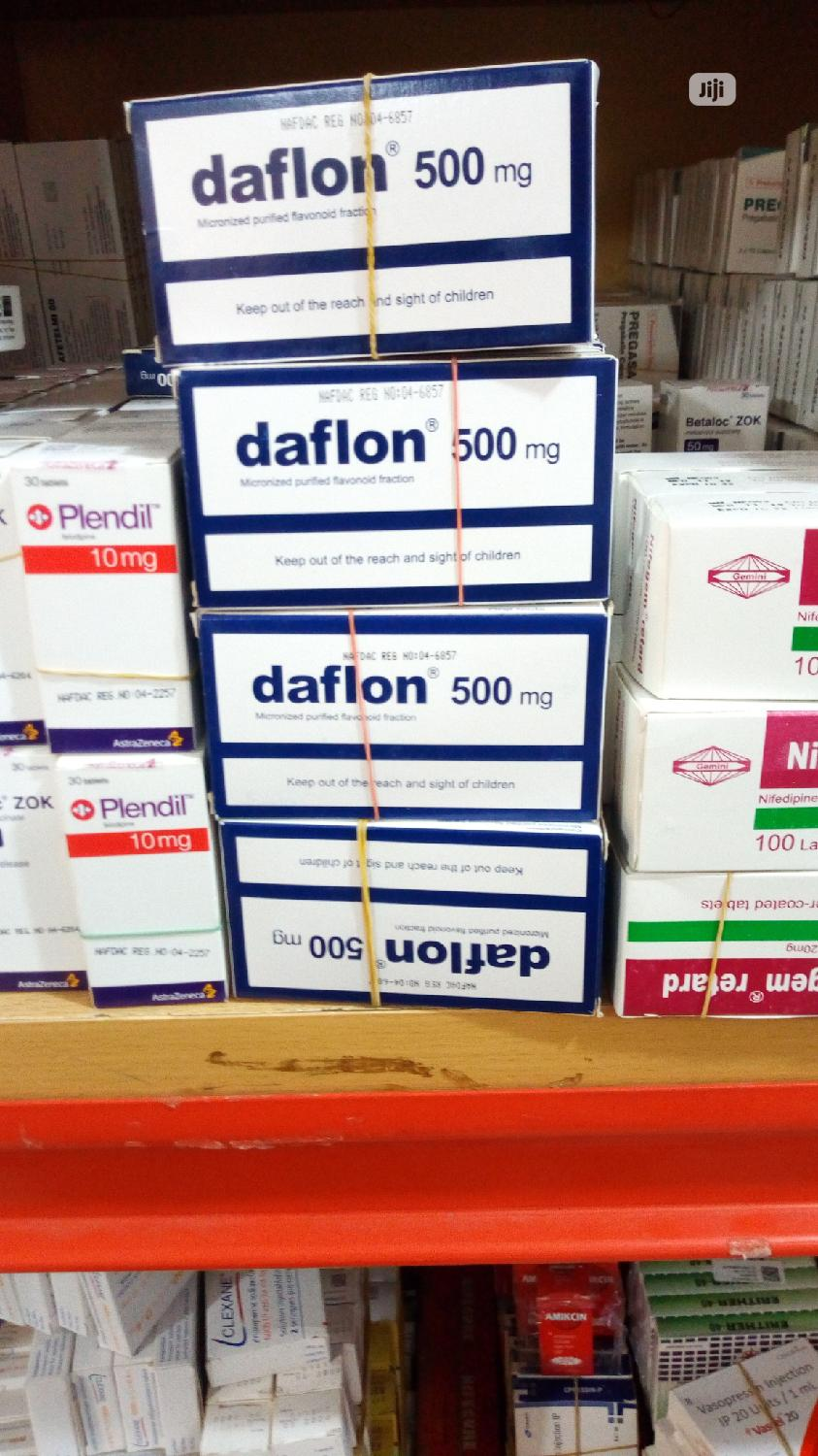 Varicose Veins Treatment With Daflon 500 Mg And For Pile Treatment