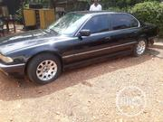 BMW 7 Series 2000 Black | Cars for sale in Oyo State, Ibadan