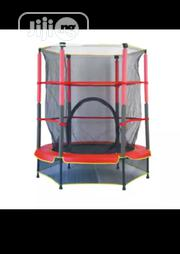 Brand New Children Protective Trampoline | Sports Equipment for sale in Lagos State, Lekki Phase 2