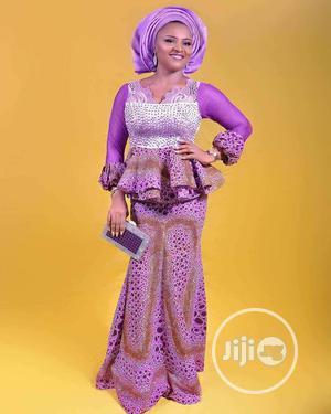 Slaying Ankara Dress   Clothing for sale in Lagos State, Yaba