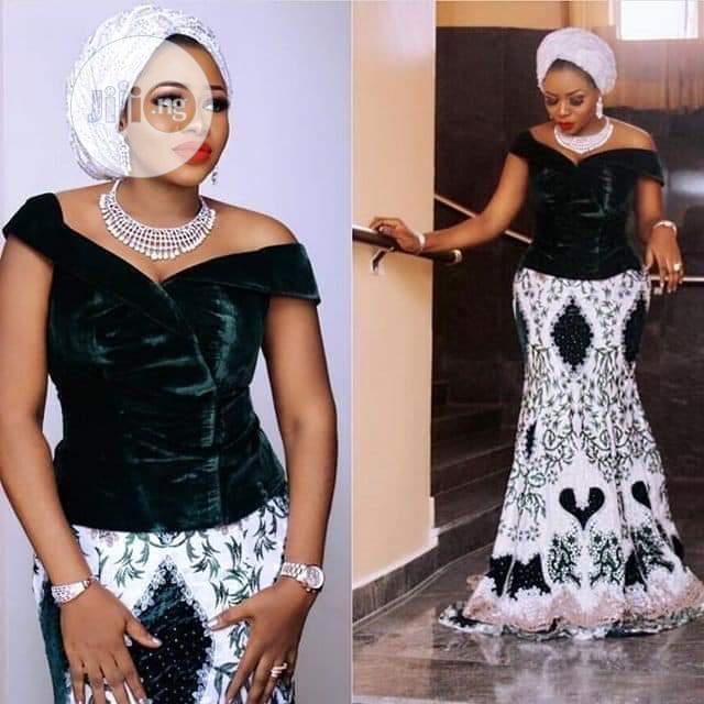 Slaying Ankara Dress   Clothing for sale in Yaba, Lagos State, Nigeria