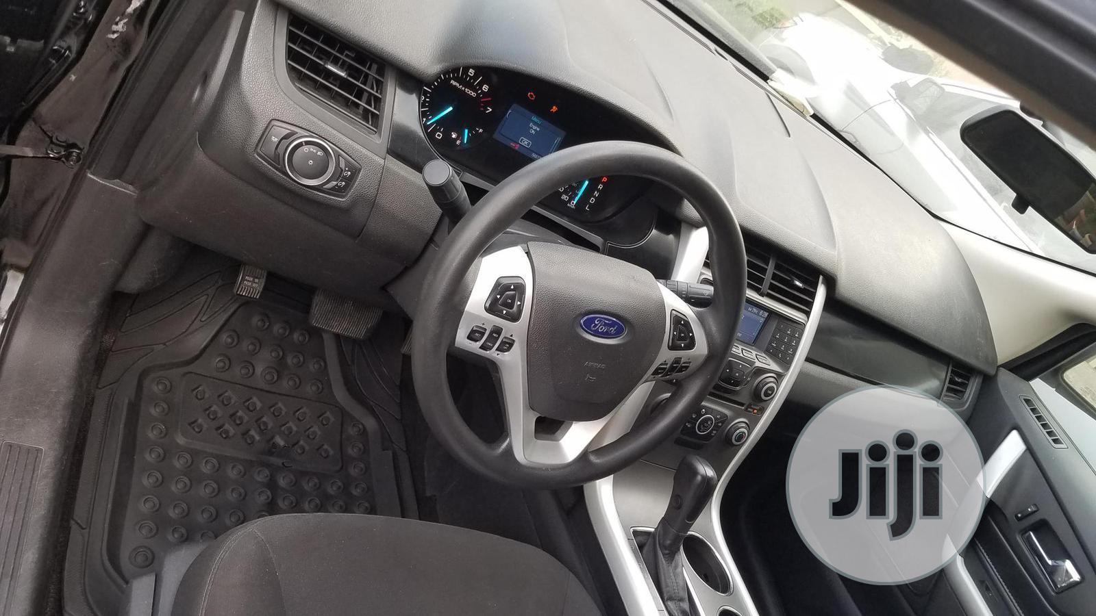 Ford Edge 2014 Black   Cars for sale in Lekki, Lagos State, Nigeria