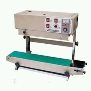 Band Sealer Machine Continuous Sealing Machine | Manufacturing Equipment for sale in Lagos State, Ojo