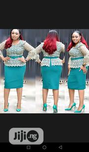 Classy Ceremonial Lacy Turkish Dress,44-50 | Clothing for sale in Lagos State, Isolo