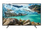"Samsung 55"" Ru7100 Flat Smart 4K Uhd TV 