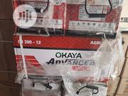 200ahs Okaya Solar Battery | Solar Energy for sale in Lagos State, Ojo