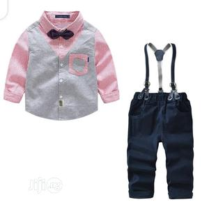 Quality Boys 4pcs Set | Children's Clothing for sale in Lagos State, Surulere
