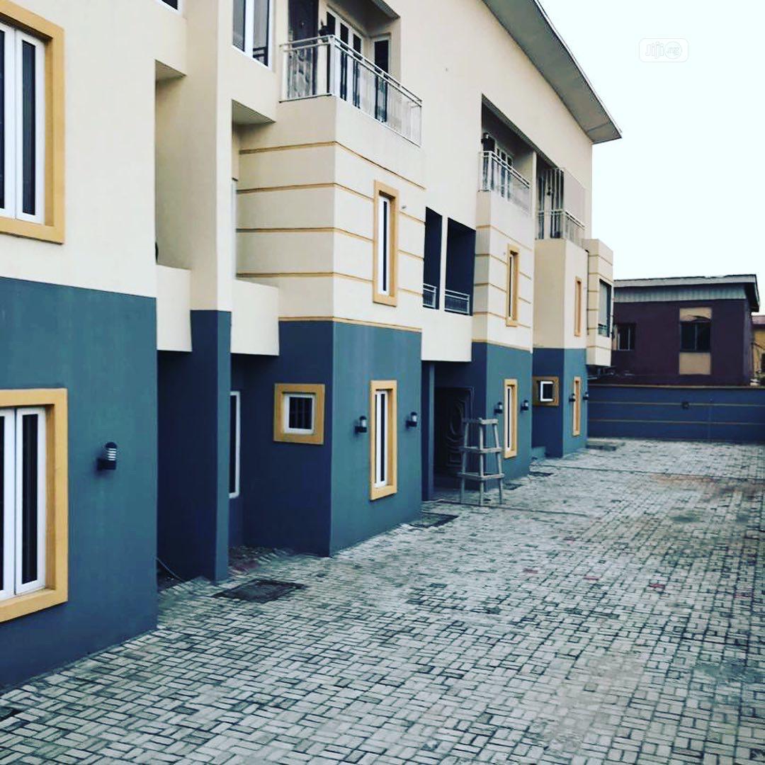 4 Units Of 4bedrooms Duplex Terrace