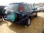 Honda CR-V 2.0 4WD 1999 Blue | Cars for sale in Abuja (FCT) State, Nyanya