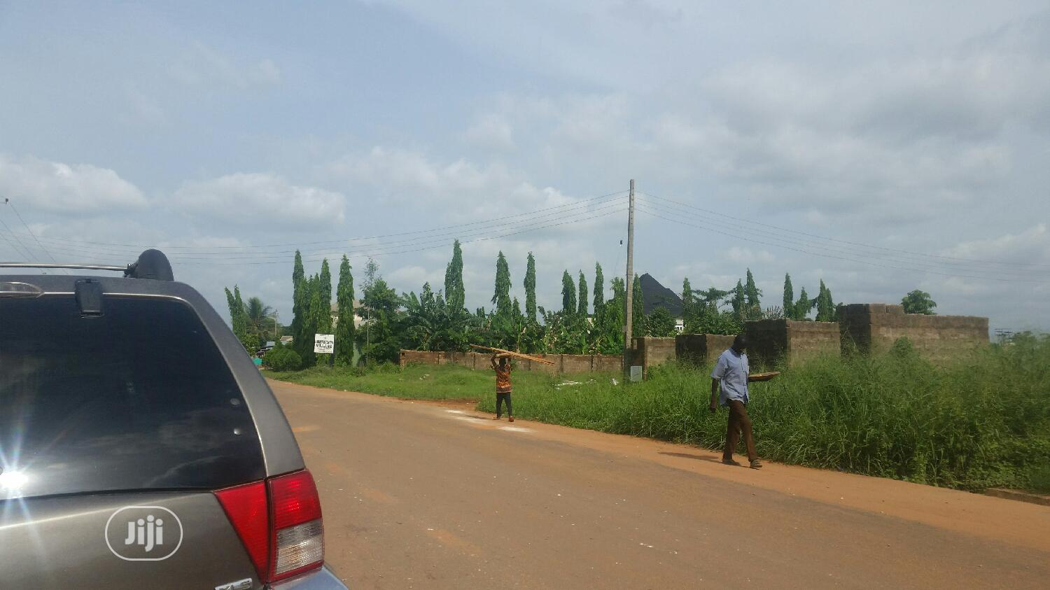 Distress Land for Sale on a Tarred Road